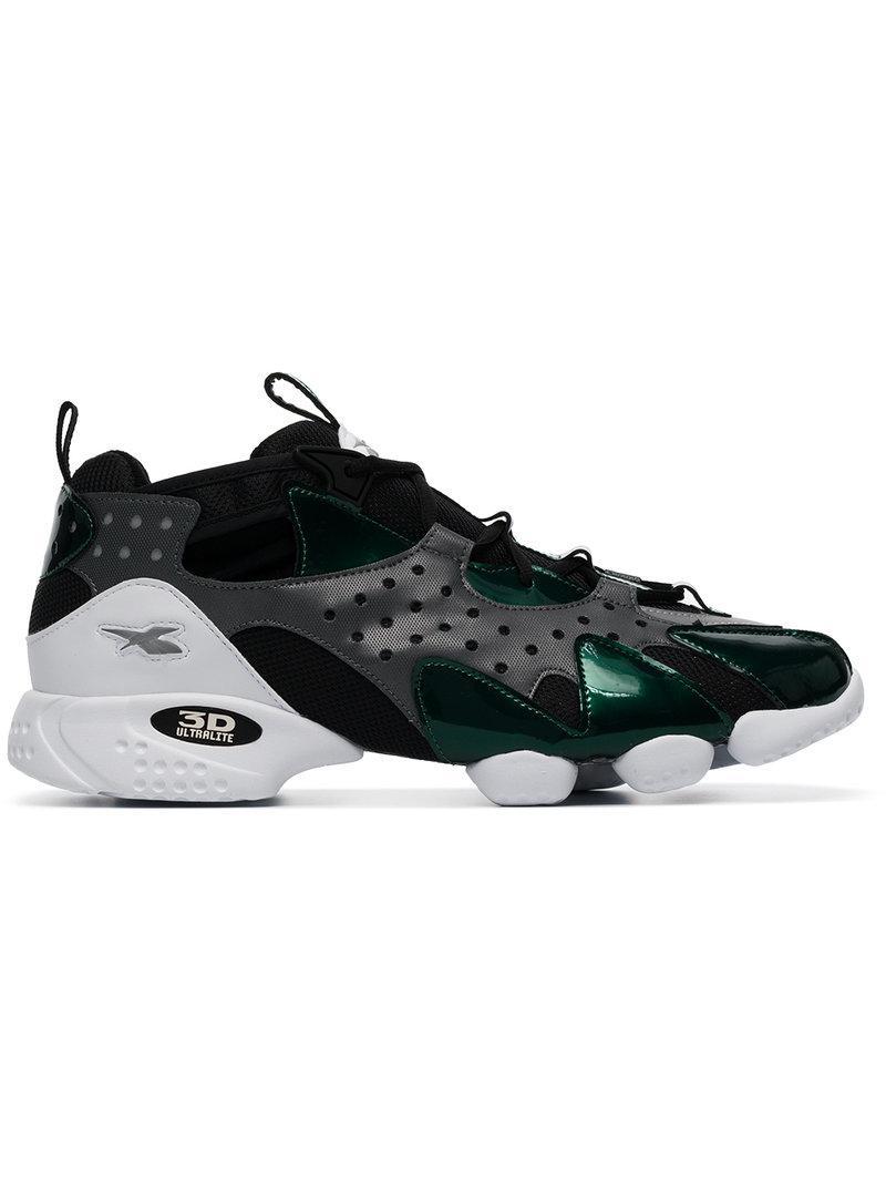 b405257e2 Reebok 3d Opus 98 Black Multicolour Sneakers in Black for Men - Lyst