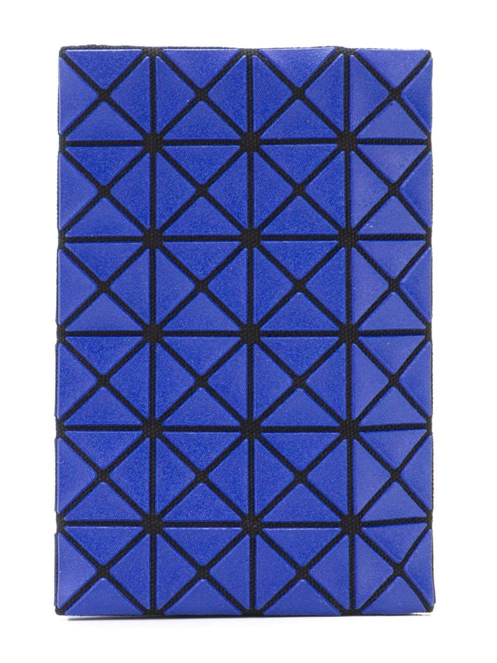 60d51f684b Bao Bao Issey Miyake - Blue Oyster Bifold Wallet for Men - Lyst. View  fullscreen