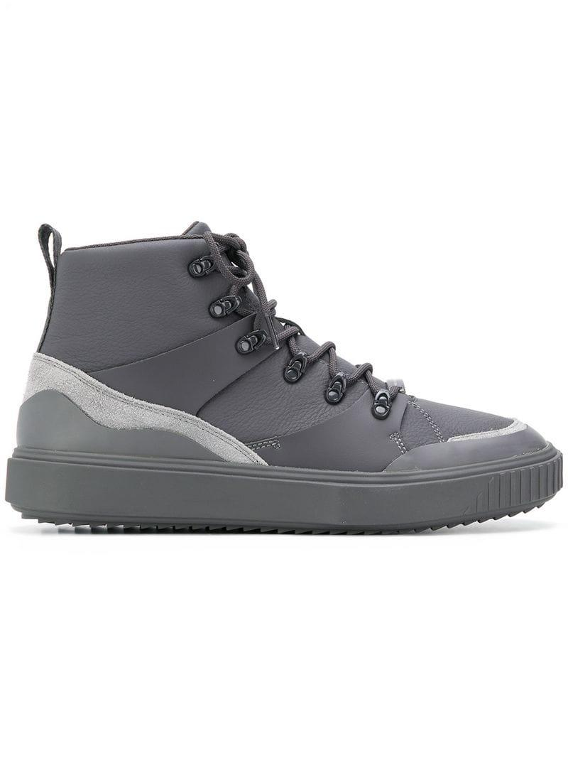 7797577e225712 Lyst - Puma Breaker Mid Sneakers in Gray