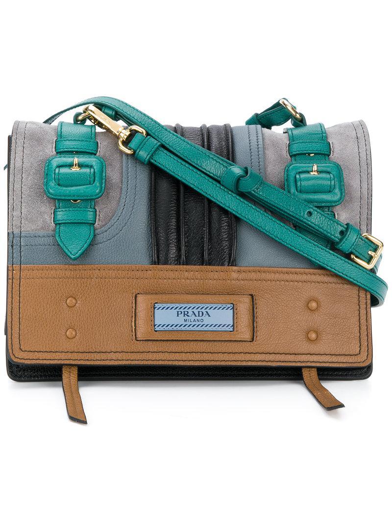 d7861a5e35d4 Prada. Women s Etiquette Shoulder Bag