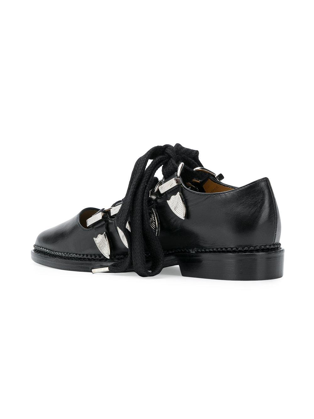 Black Pulla Pumps Lyst Up Toga In Lace wxYCCfzqv