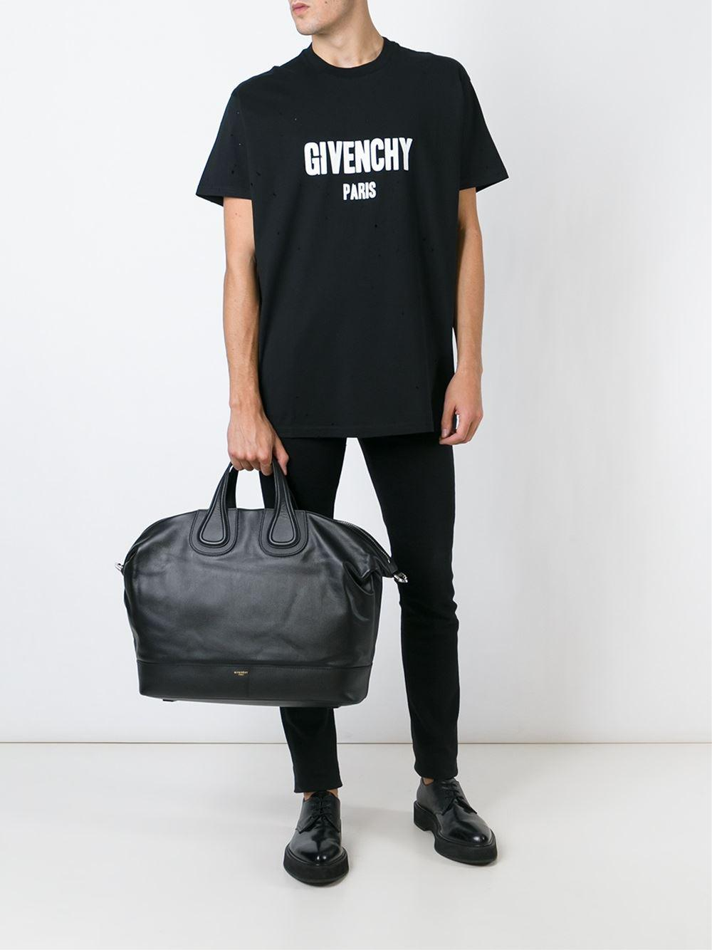 4731f2465b35 Givenchy - Black  nightingale  Tote for Men - Lyst. View fullscreen