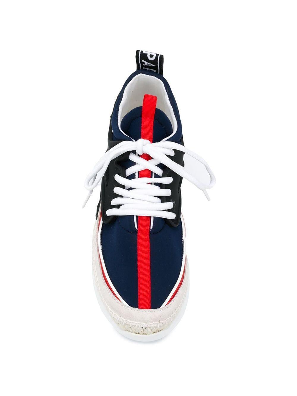 Espadrilles Wedge Sneakers