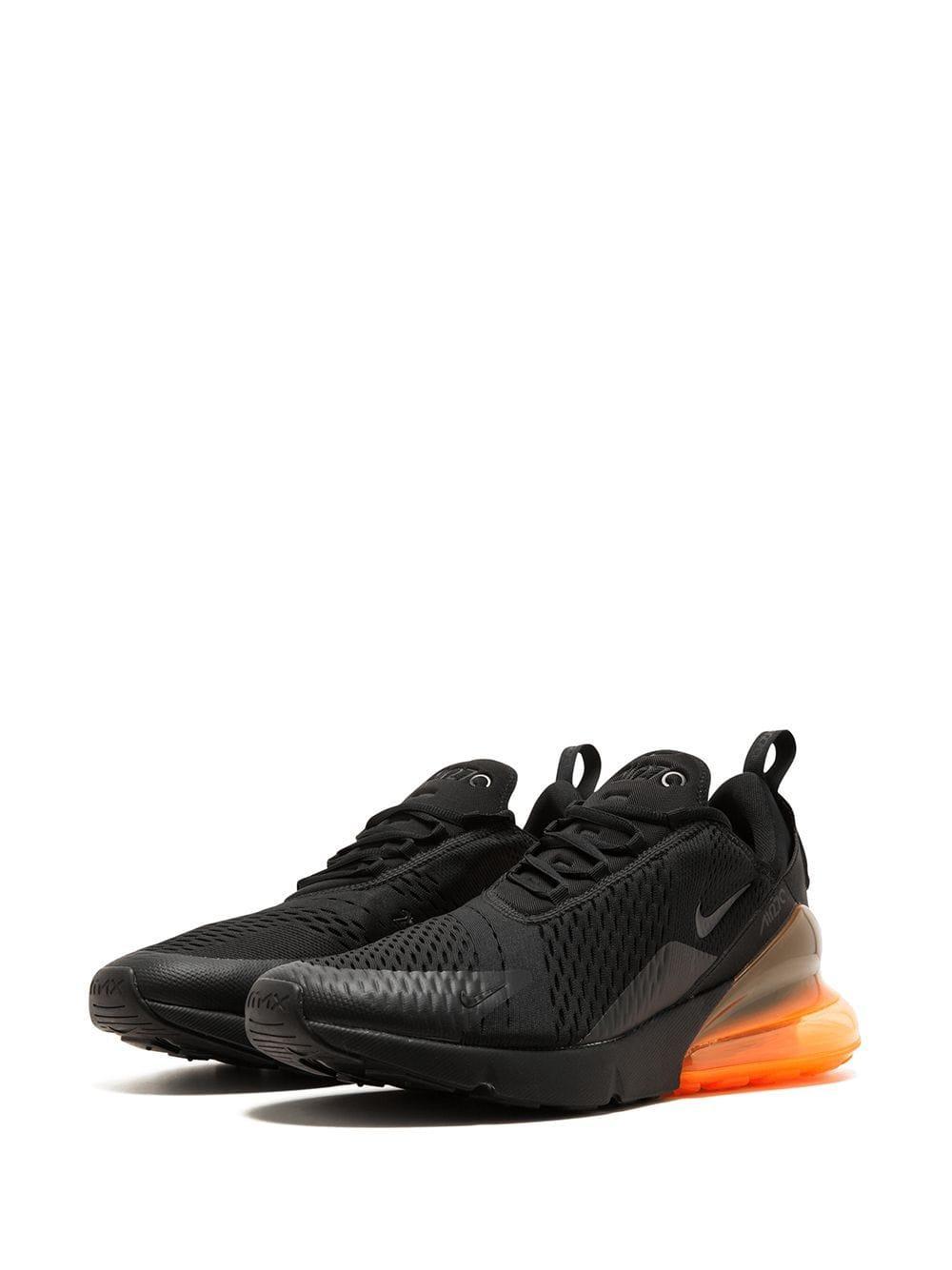 427a757ffa Nike Air Max 270 Sneakers in Black for Men - Lyst