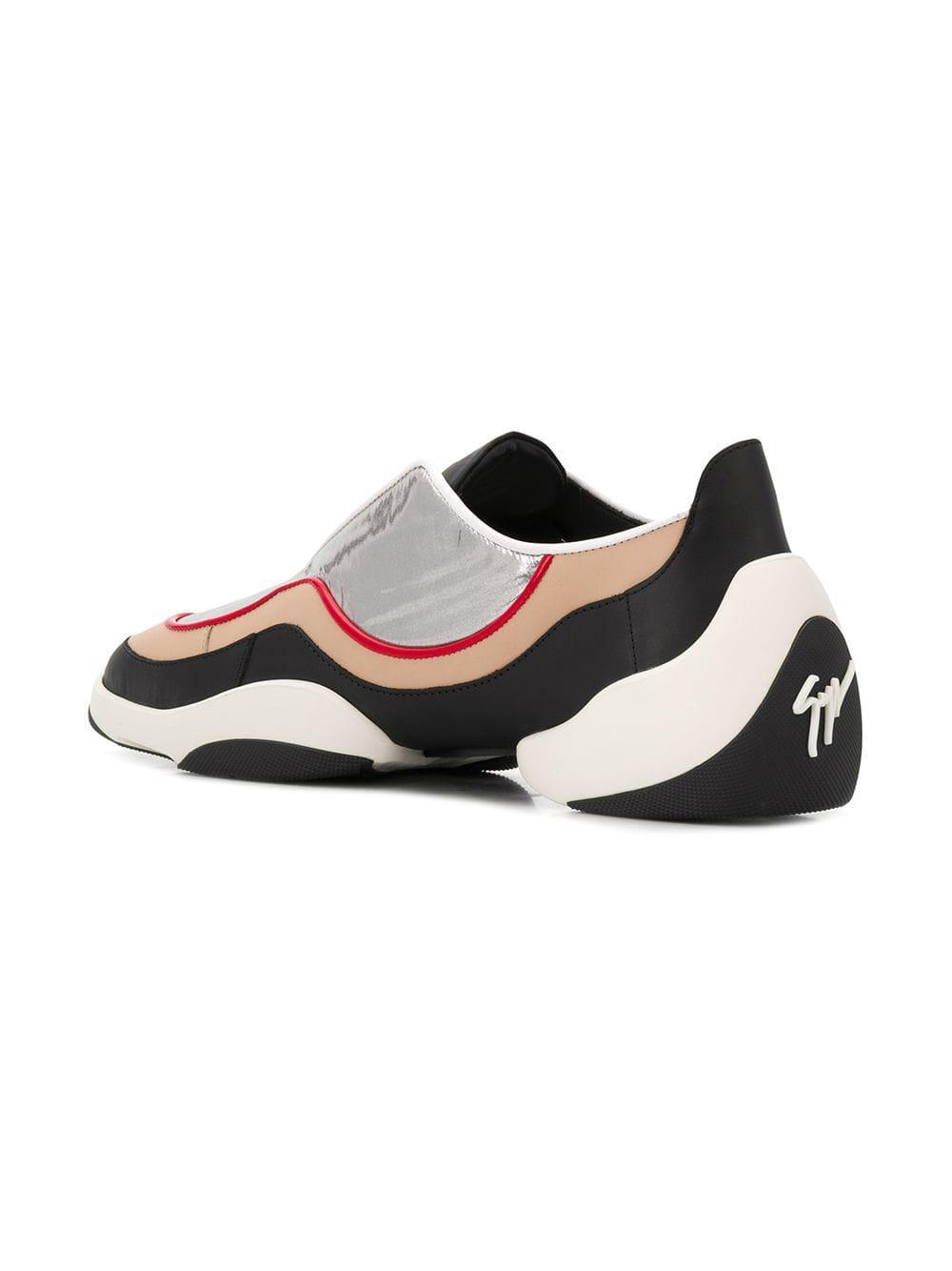 d42e3992704b Lyst - Giuseppe Zanotti Lightjump Lts2 Sneakers in Black for Men