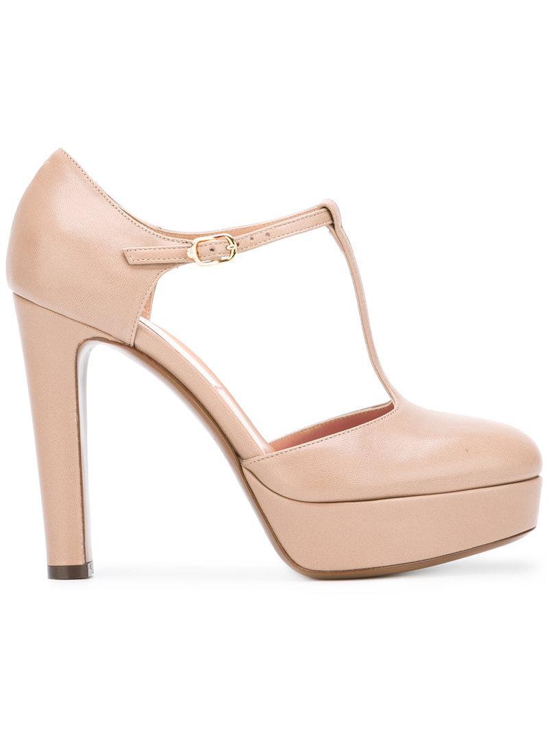 high heel pumps - Pink & Purple L'autre Chose Eq45m