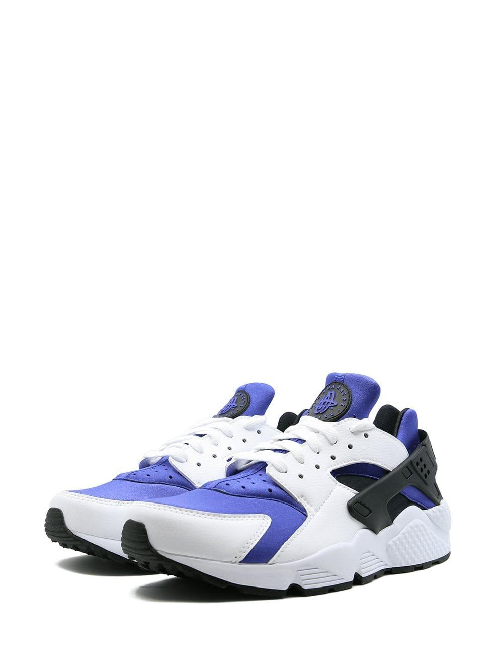 2ec604c41011 Nike Air Huarache Run Se Sneakers in White for Men - Lyst