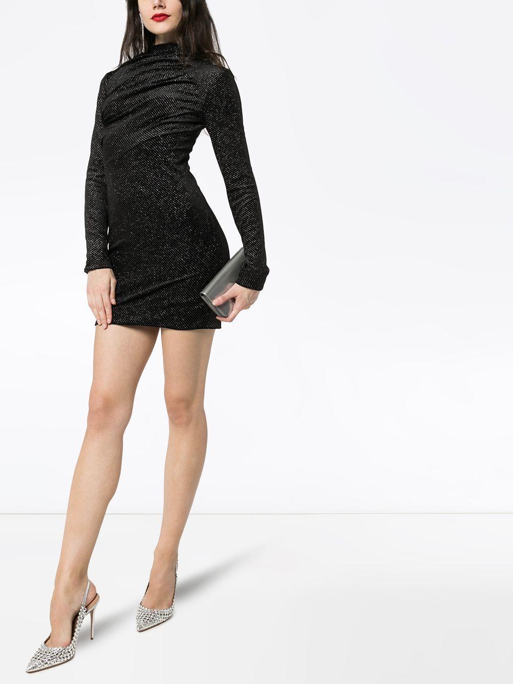 Vestido corto Harper RTA de Tejido sintético de color Negro