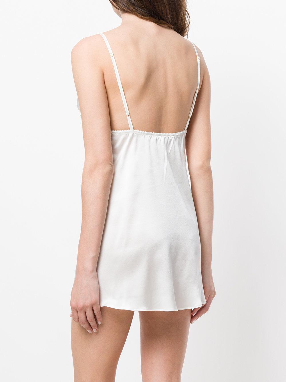 Rita babydoll - White Gilda & Pearl Outlet Marketable Wiki Cheap Online Cheap Sale Sneakernews Brand New Unisex Cheap Price qzNtLXGeny