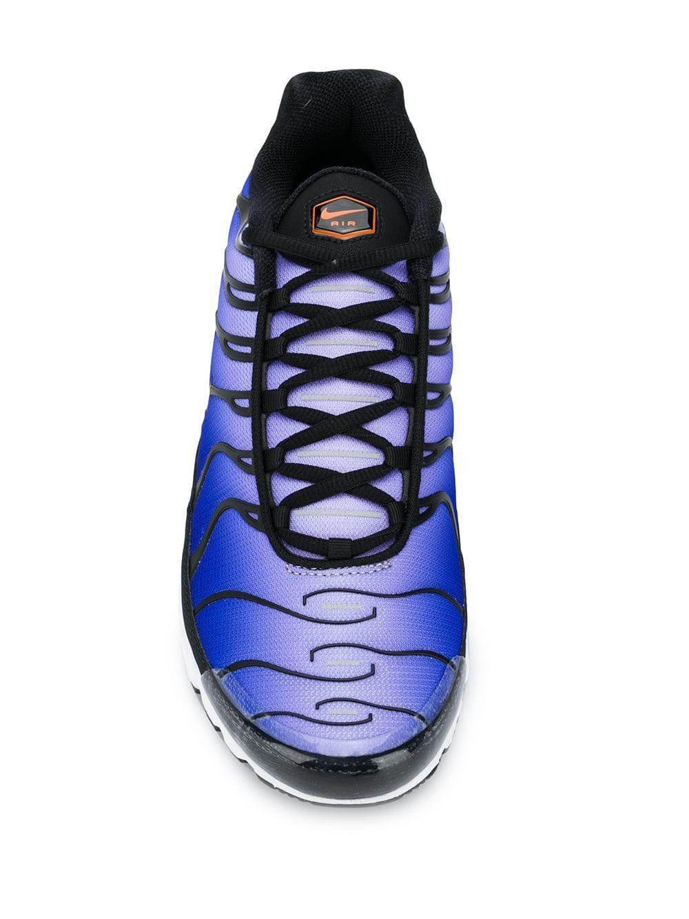 best sneakers 6ae09 12842 Nike Purple Air Max Plus Og Sneakers for men