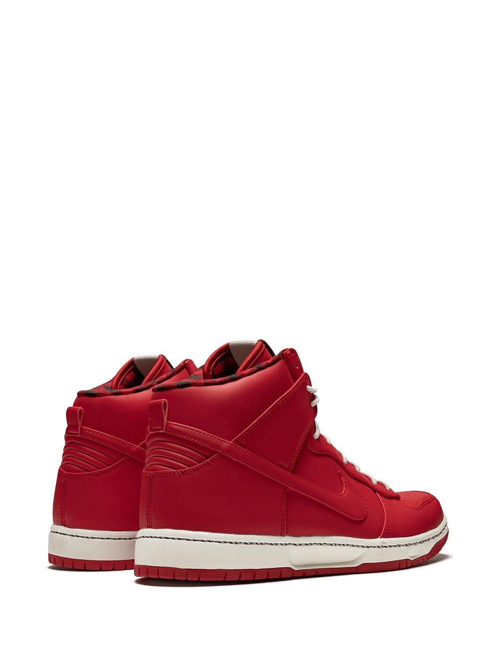 Nike Dunk Ultra Shoes - Size 12.5 in Red for Men