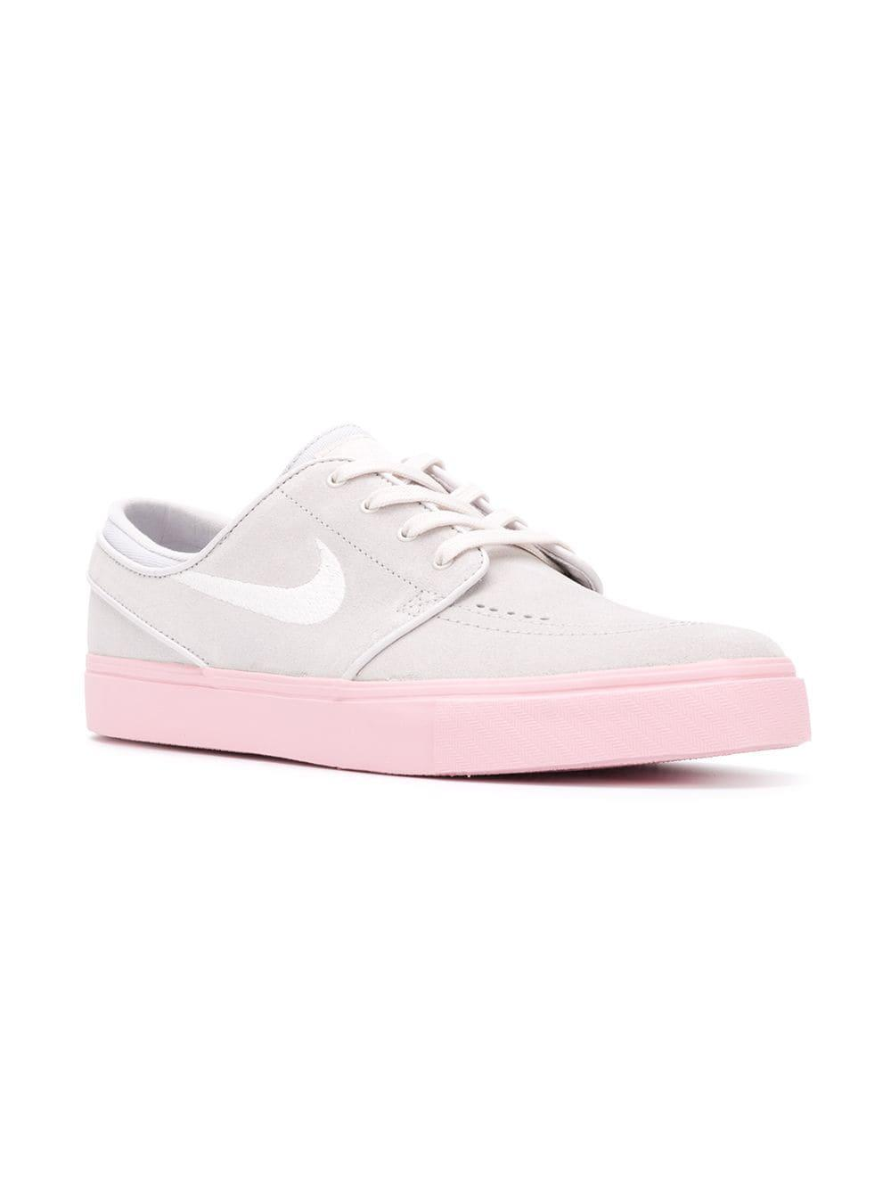 new product de283 5a32f Lyst - Nike Zoom Stefan Janoski Sneakers in Gray for Men