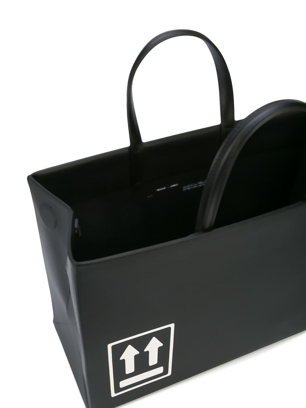 7a997f303060 Virgil Abloh - Owna058f184800761001 1001 Black White Synthetic-. View  fullscreen cheap  Lyst - Off-White CO ...