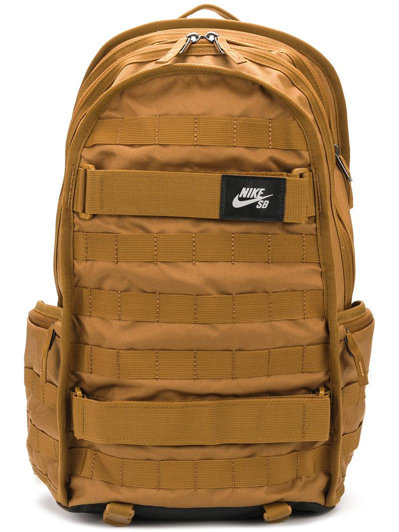 Nike Sb Rpm Backpack in Brown for Men - Lyst