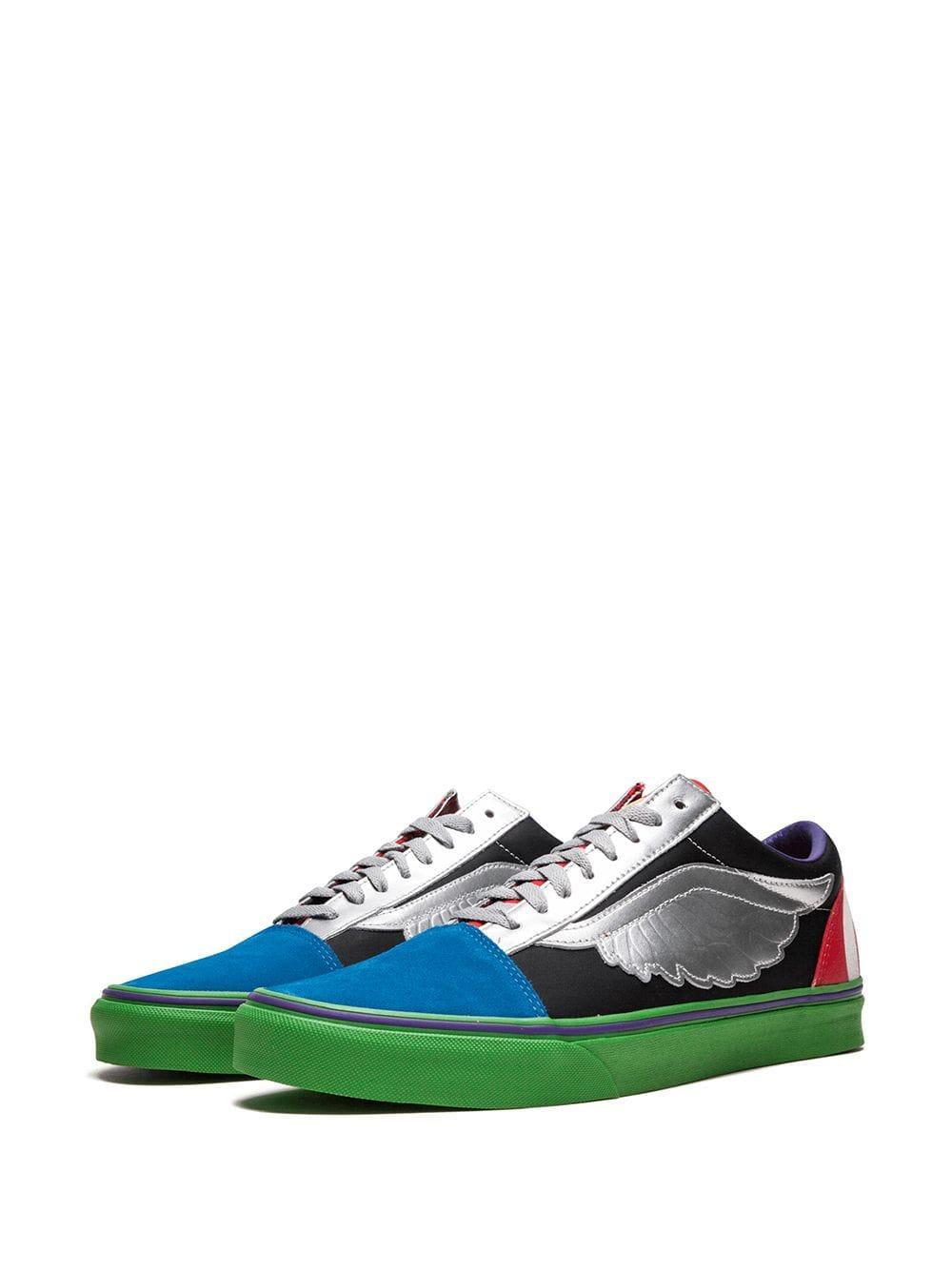 Zapatillas Old Skool Vans de hombre de color Azul