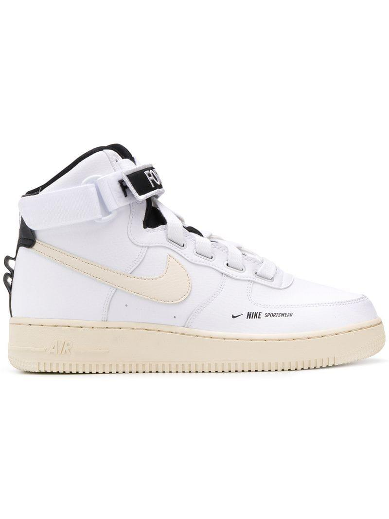 Air High Utility 1 Force Sneakers nO8XZ0NwkP