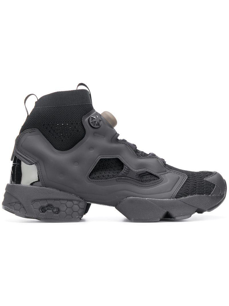 40a84b396128 Lyst - Reebok Instapump Fury Sneakers in Black for Men