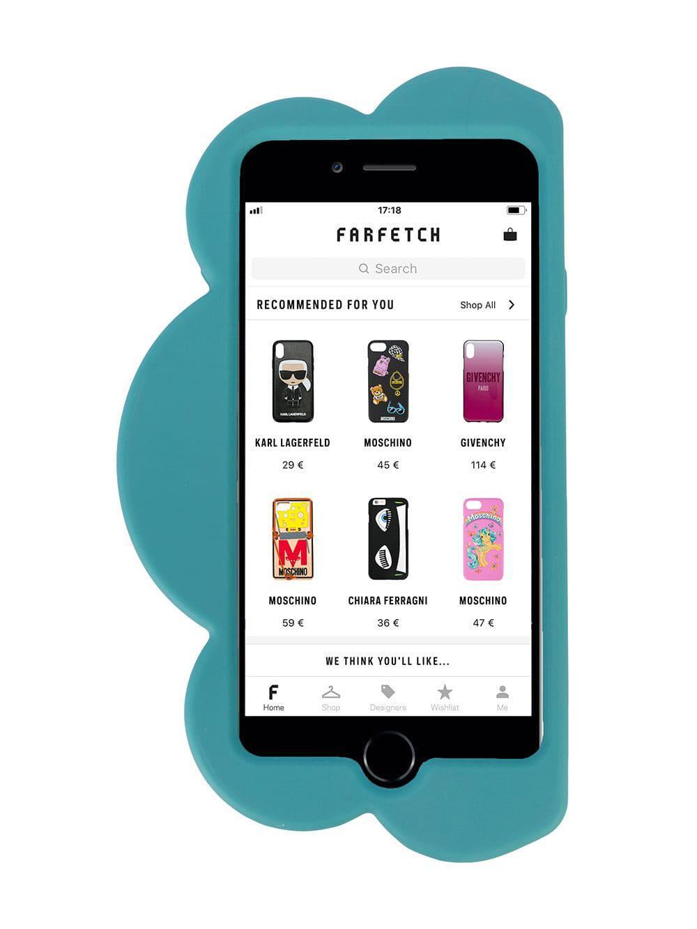 coque iphone 7 cloud
