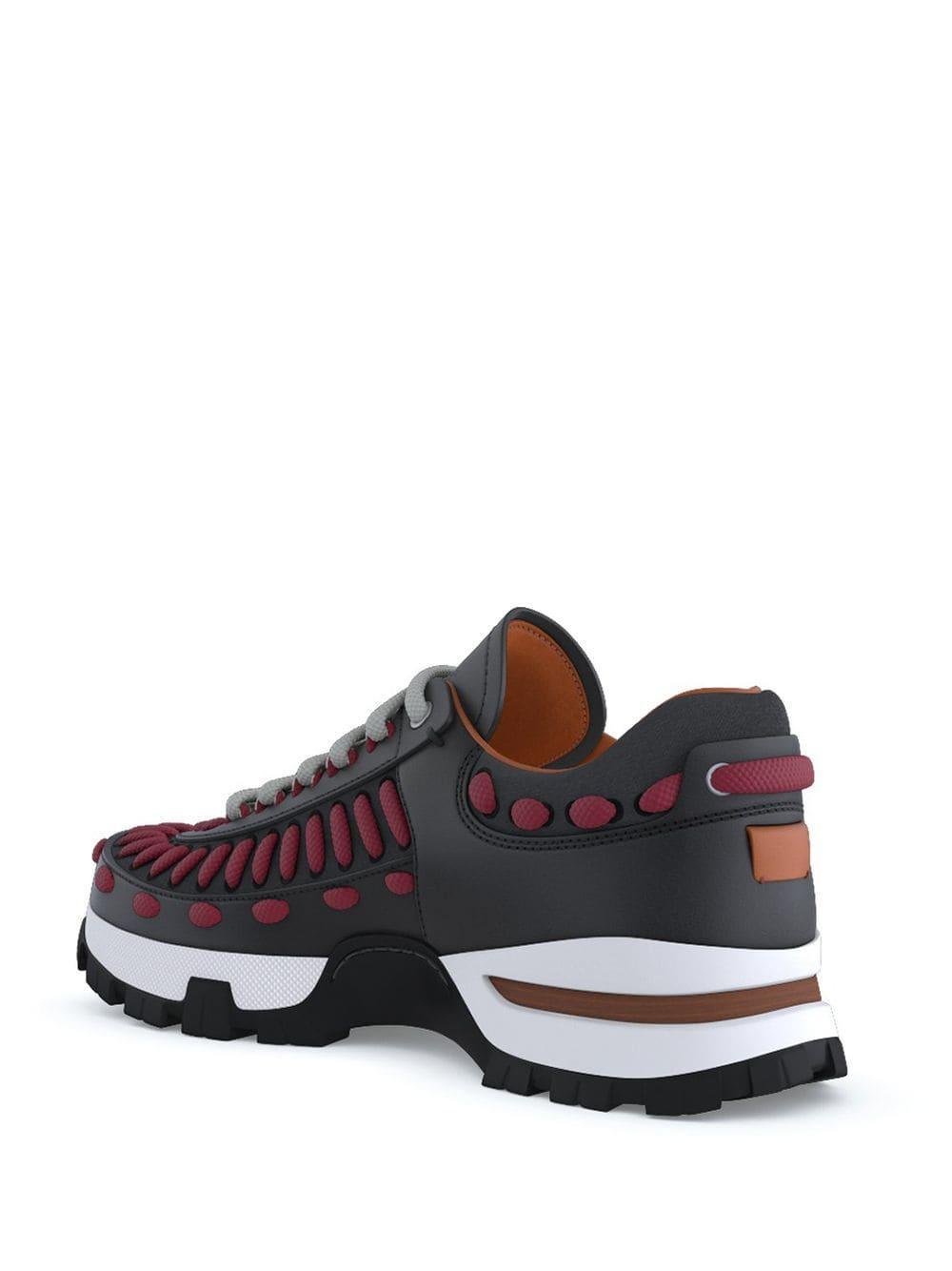 9f327a66 Men's Black My Claudio Sneakers