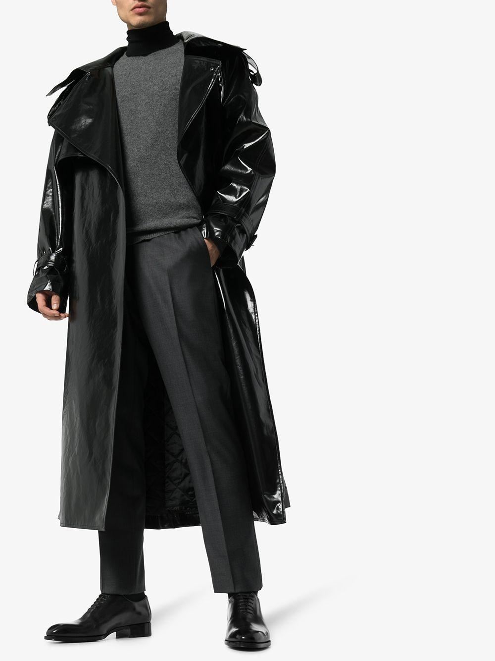 Zapatos oxford Elken Tom Ford de Cuero de color Negro para hombre