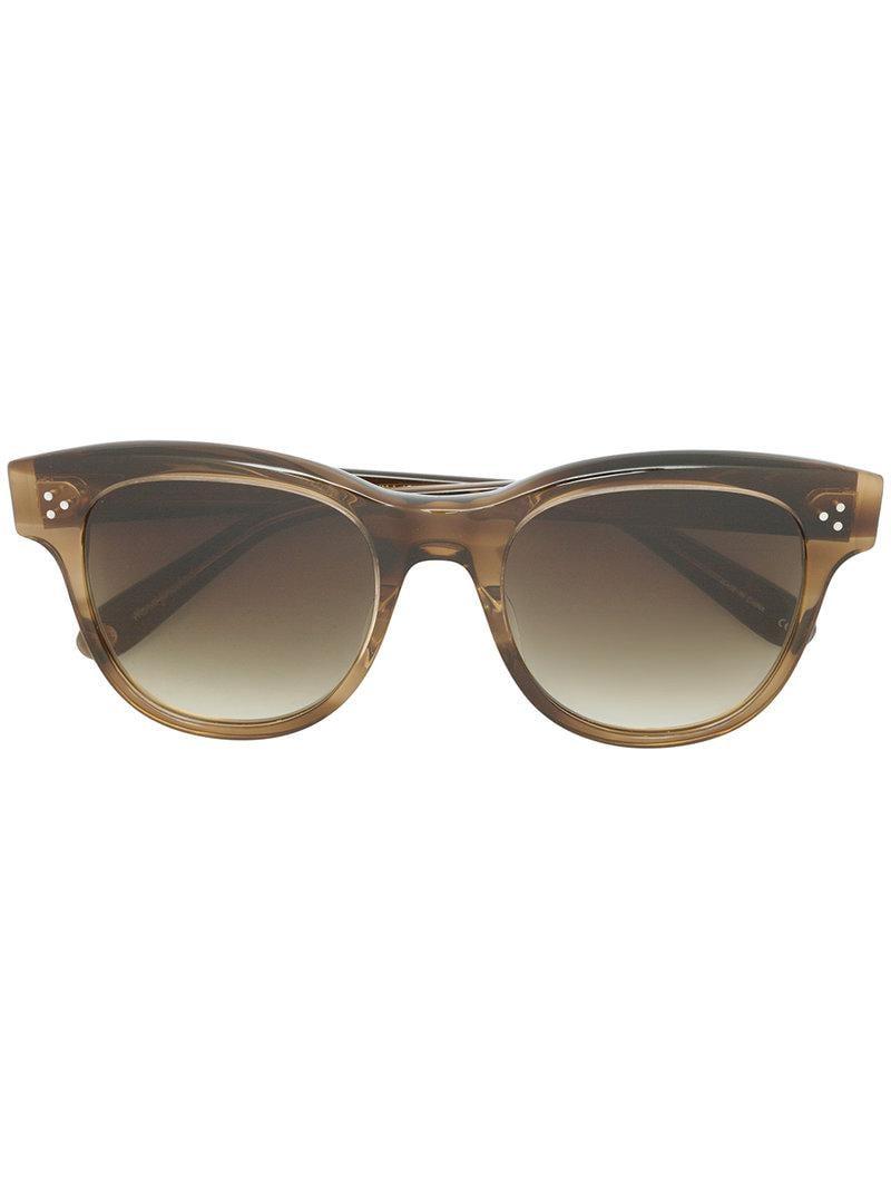 Garrett Leight GLCO x Ulla Johnson Paloma sunglasses Purchase YRhlprzlW
