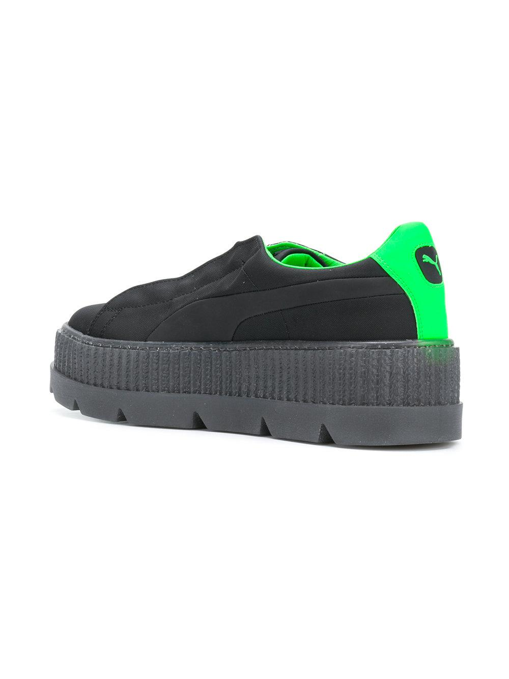 1f72f54f9427 Lyst - Puma Cleated Creeper Sneakers in Black for Men