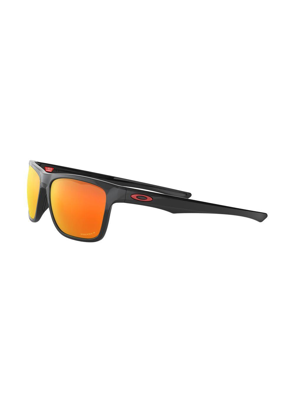 ea5497eae1 Oakley Holston Sunglasses in Black for Men - Lyst