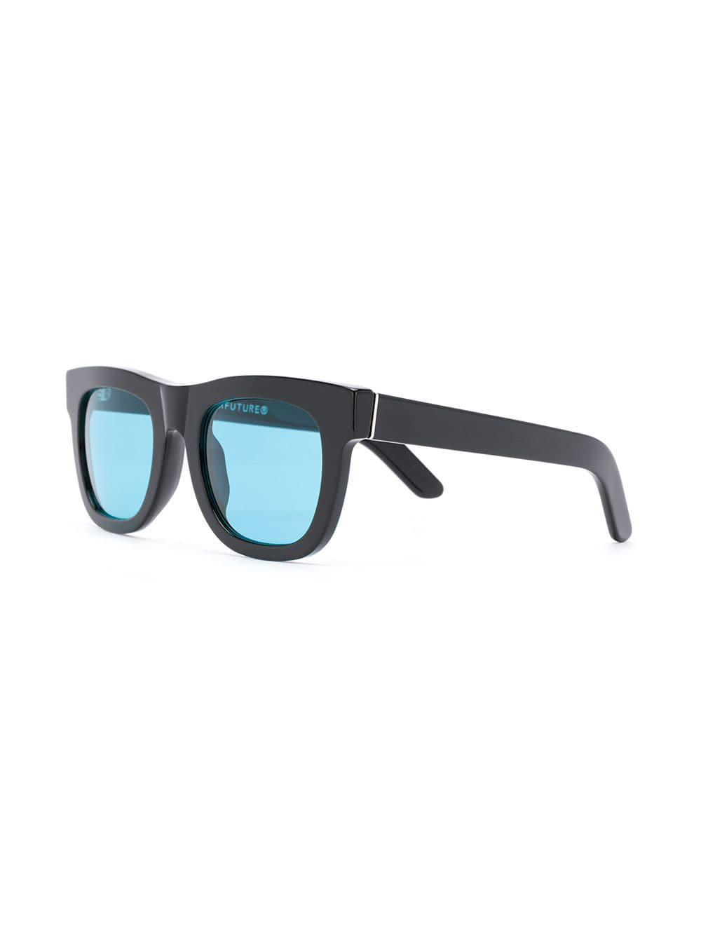 ca5a0d684bf1 Retrosuperfuture Ciccio Sunglasses in Blue - Lyst