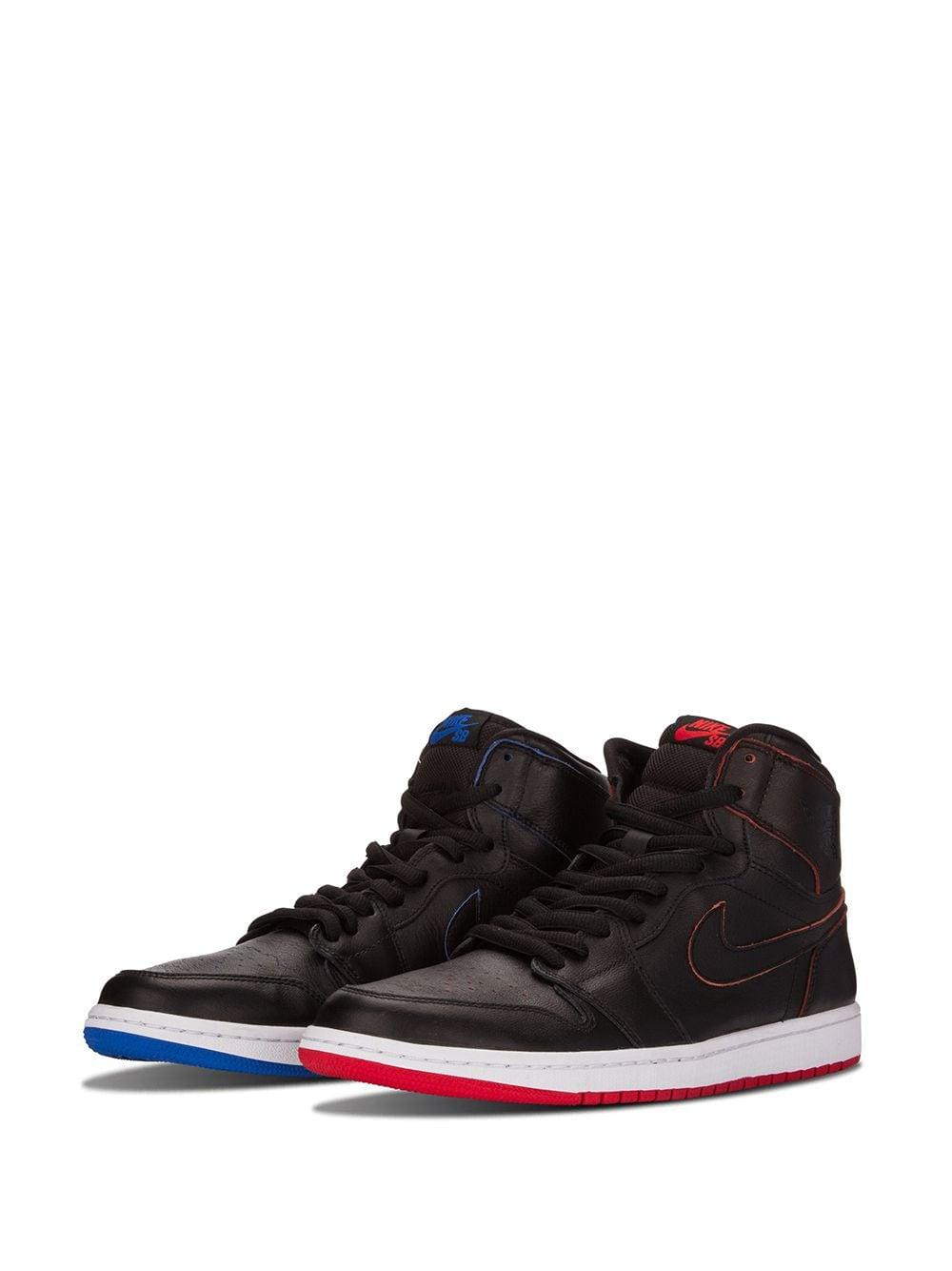 Zapatillas 1 SB QS Nike de hombre de color Negro