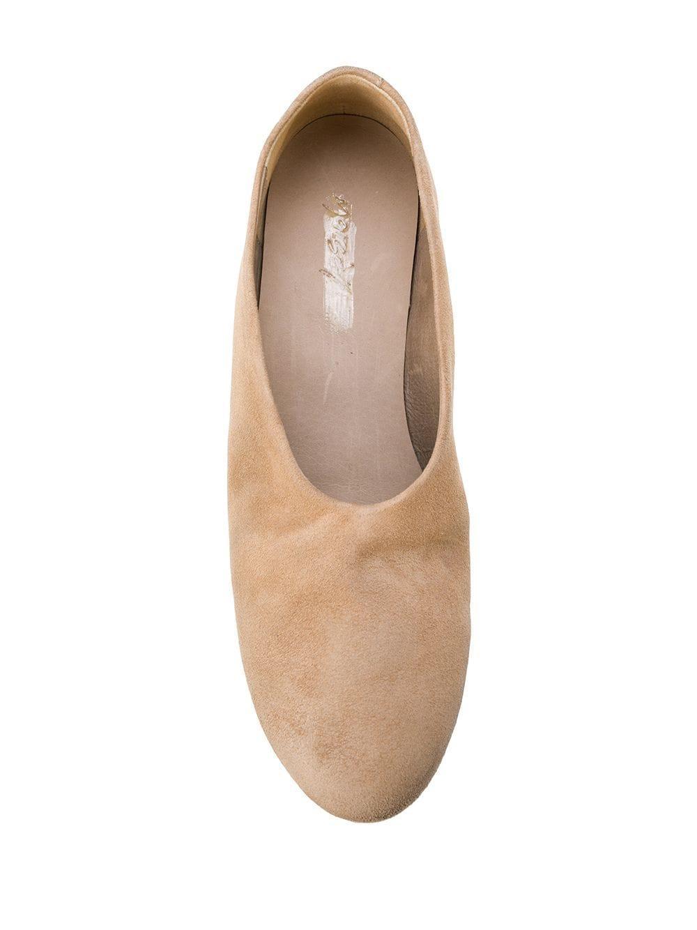 Zapatos de tacón Coltello Inverno Marsèll de Cuero