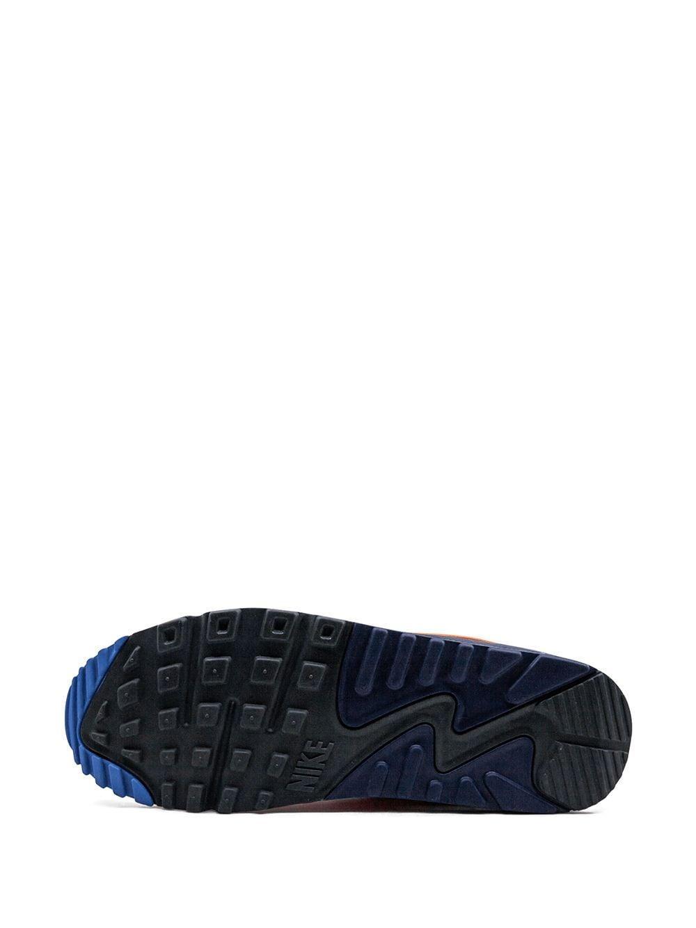 Zapatillas Air Max 90 Essential Nike de Cuero de color Blanco para hombre