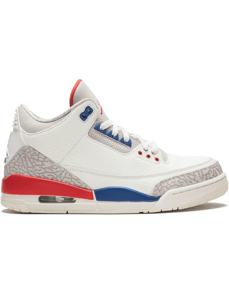 f8077f09b1c64d Nike Air 3 Retro Sneakers in White for Men - Lyst