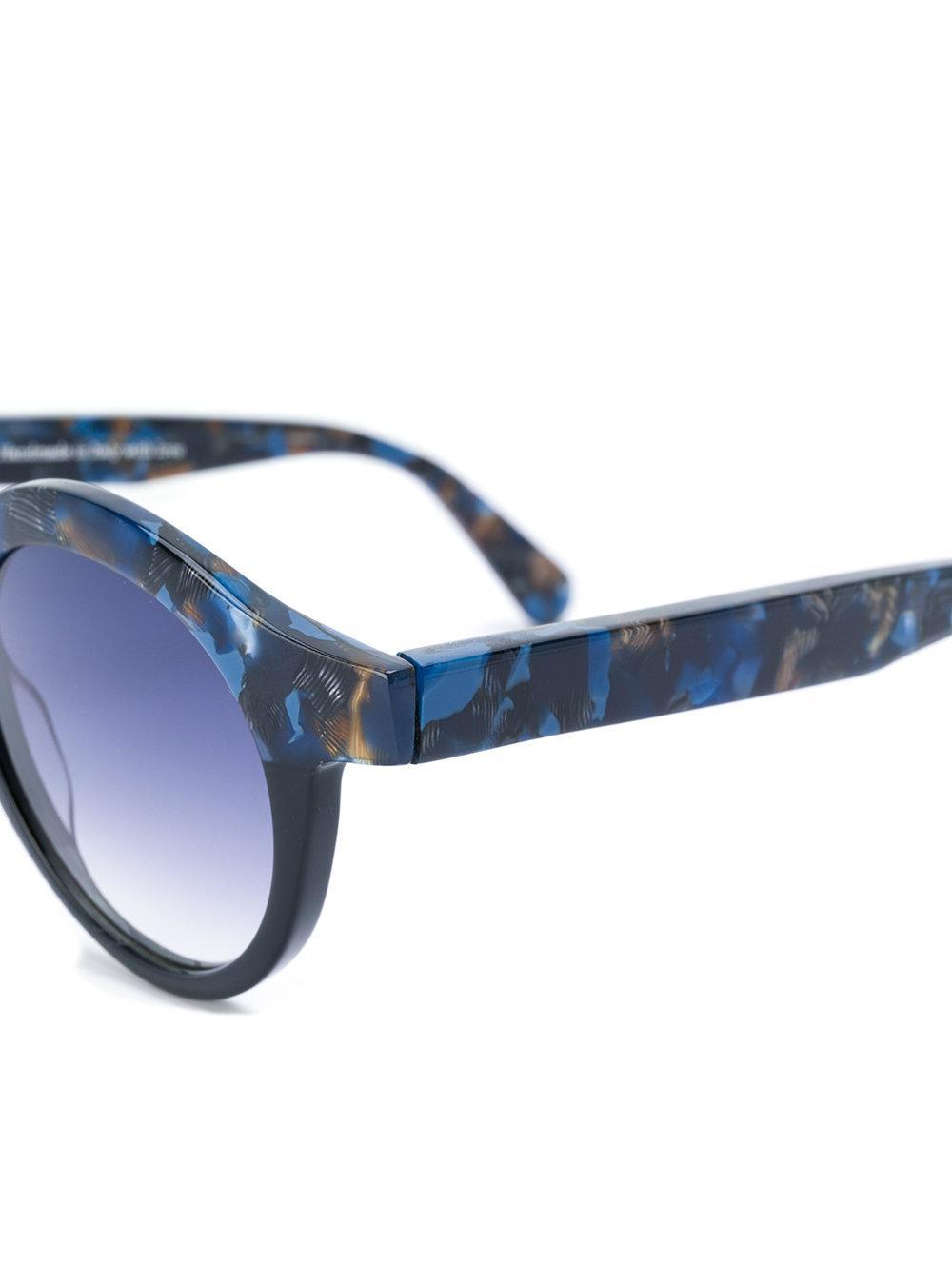 RES/REI Lucio Sunglasses in Blue