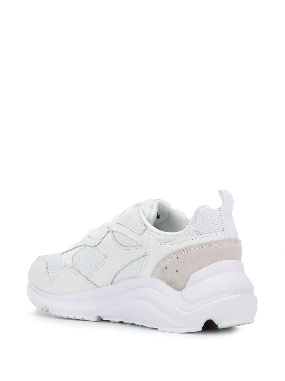 Zapatillas Whizz Diadora de Cuero de color Blanco