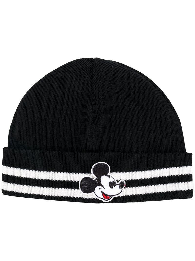 858fe7b3fa01 Gorro Mickey Mouse Gcds de hombre de color Negro - 10 % de descuento ...