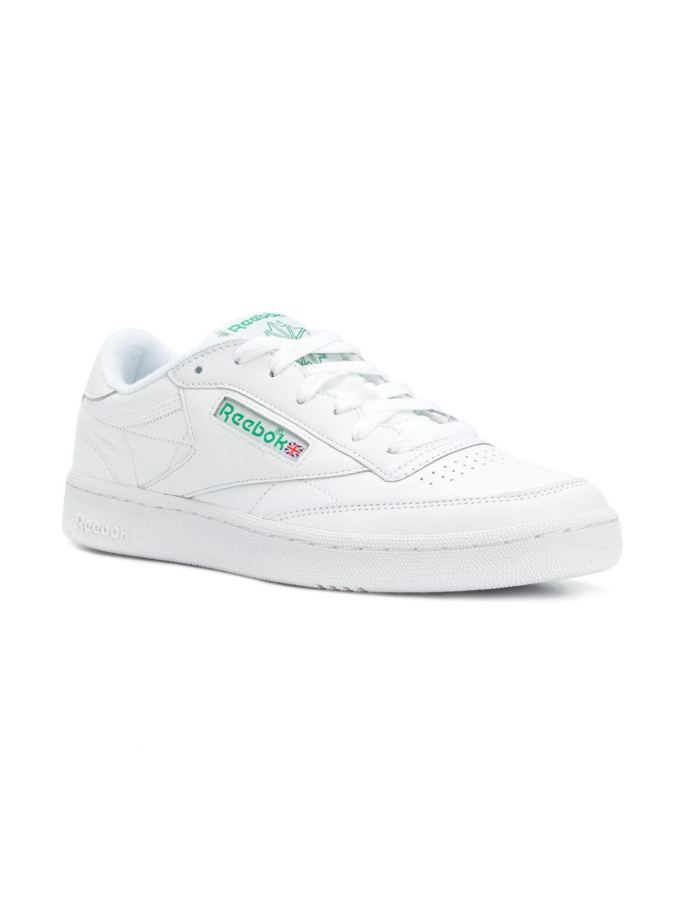 a26fdc44a8a31 Lyst - Reebok Club C 85 Archive Sneakers in White for Men