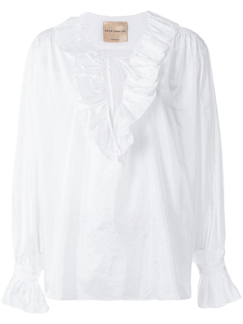 SHIRTS - Blouses Semicouture Discount Excellent Onww9vrn9M