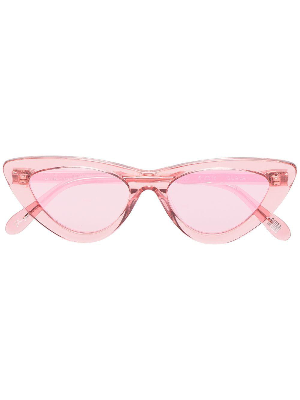 2a8bea7b19 Chimi Pink Guava 006 Cat-eye Sunglasses in Pink - Lyst