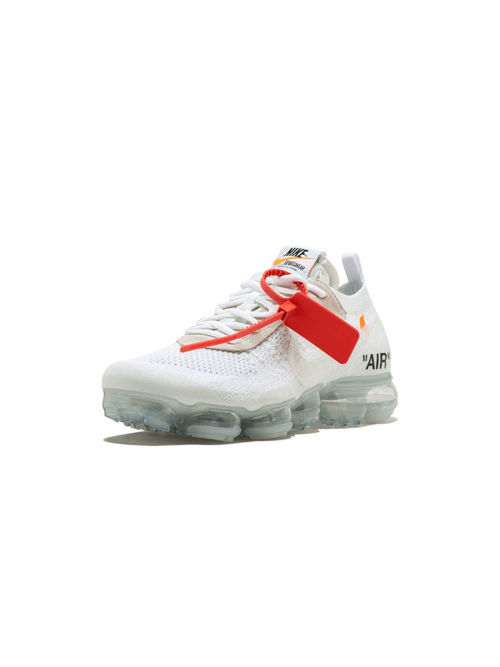 5a935a1ab3d Nike - X Off-white The 10   Air Vapormax Flyknit Sneakers for Men -. View  fullscreen