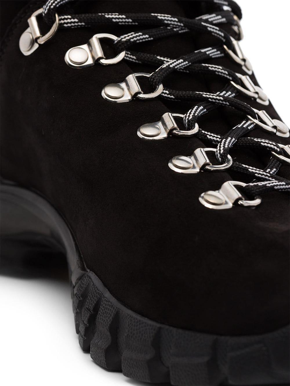 Botas de montaña Maser Diemme de Ante de color Negro