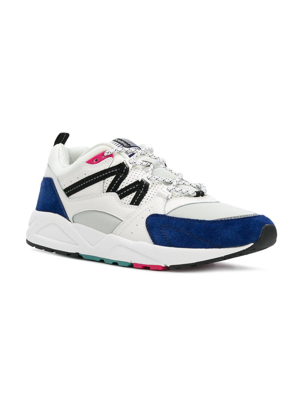 Karhu Leather Fusion 2.0 Sneakers in Blue