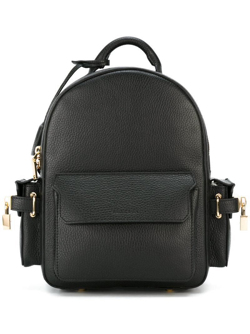bd9622b20a3b Buscemi - Black Mini Backpack for Men - Lyst. View fullscreen