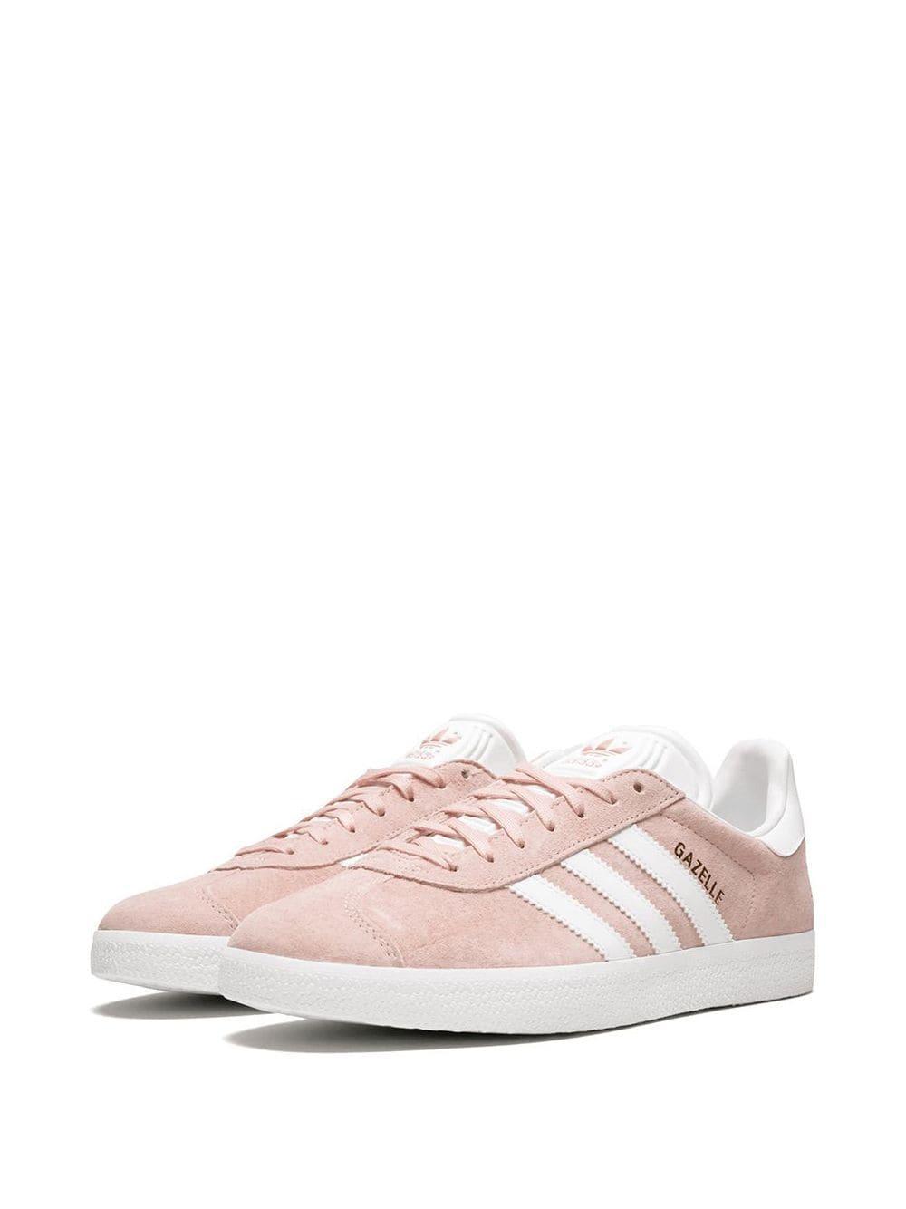 Zapatillas Gazelle W adidas de color Rosa