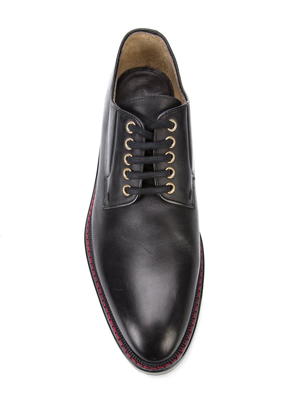 Demir derby shoes - Black PAUL ANDREW QowpjyVc2C