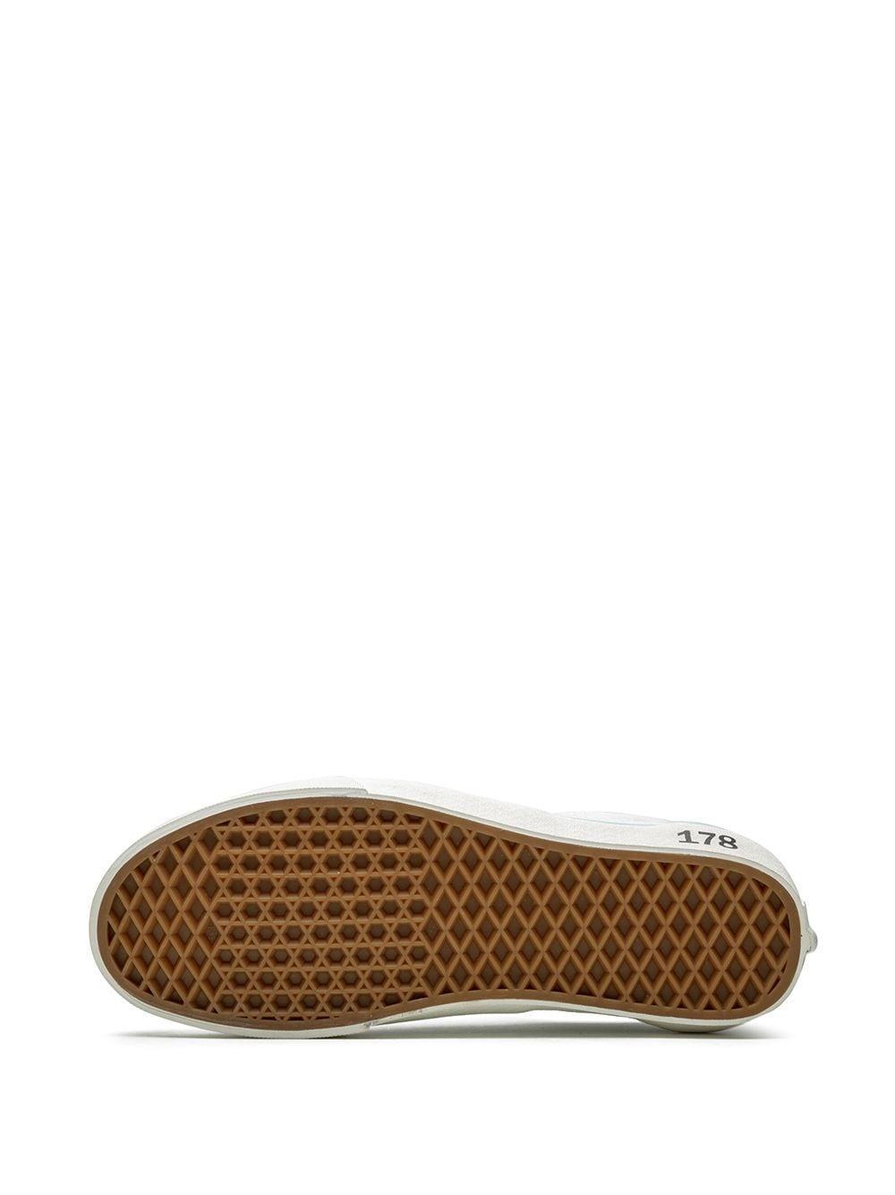 Zapatillas Era bajas Vans de Ante de color Blanco para hombre