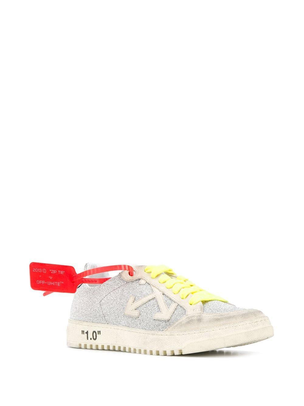 Zapatillas Arrow 2.0 Off-White c/o Virgil Abloh de Cuero de color Metálico: ahorra un 25 %