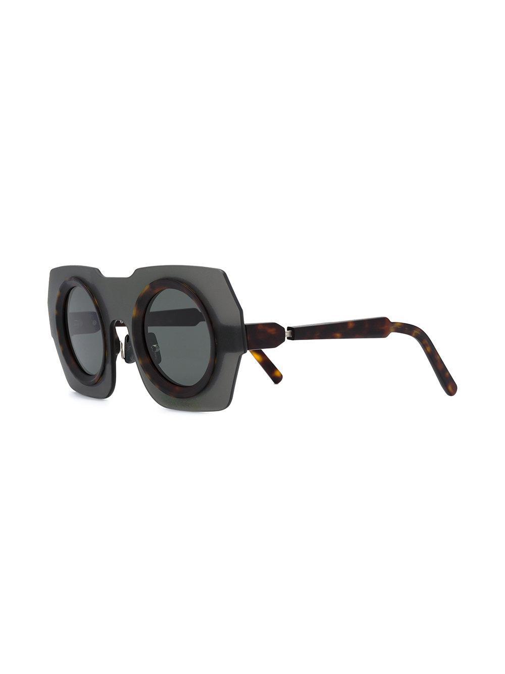 Kuboraum - Gray Lunettes de soleil Mask E3 for Men - Lyst. Afficher en  plein écran e7ec465ac952