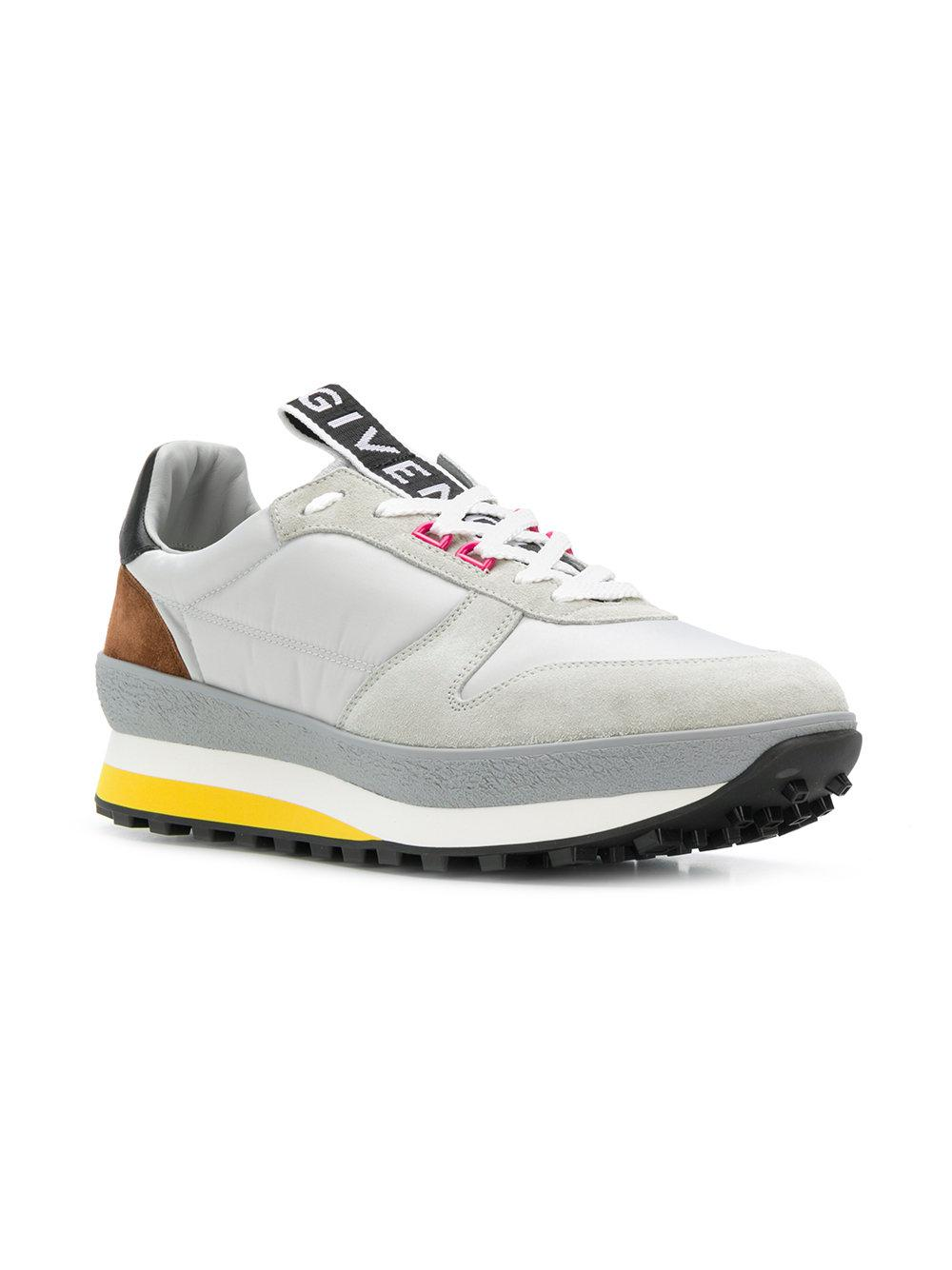 Tr3 Gray Runner In Givenchy Sneakers 84 Save For Lyst Men vCx5Onw