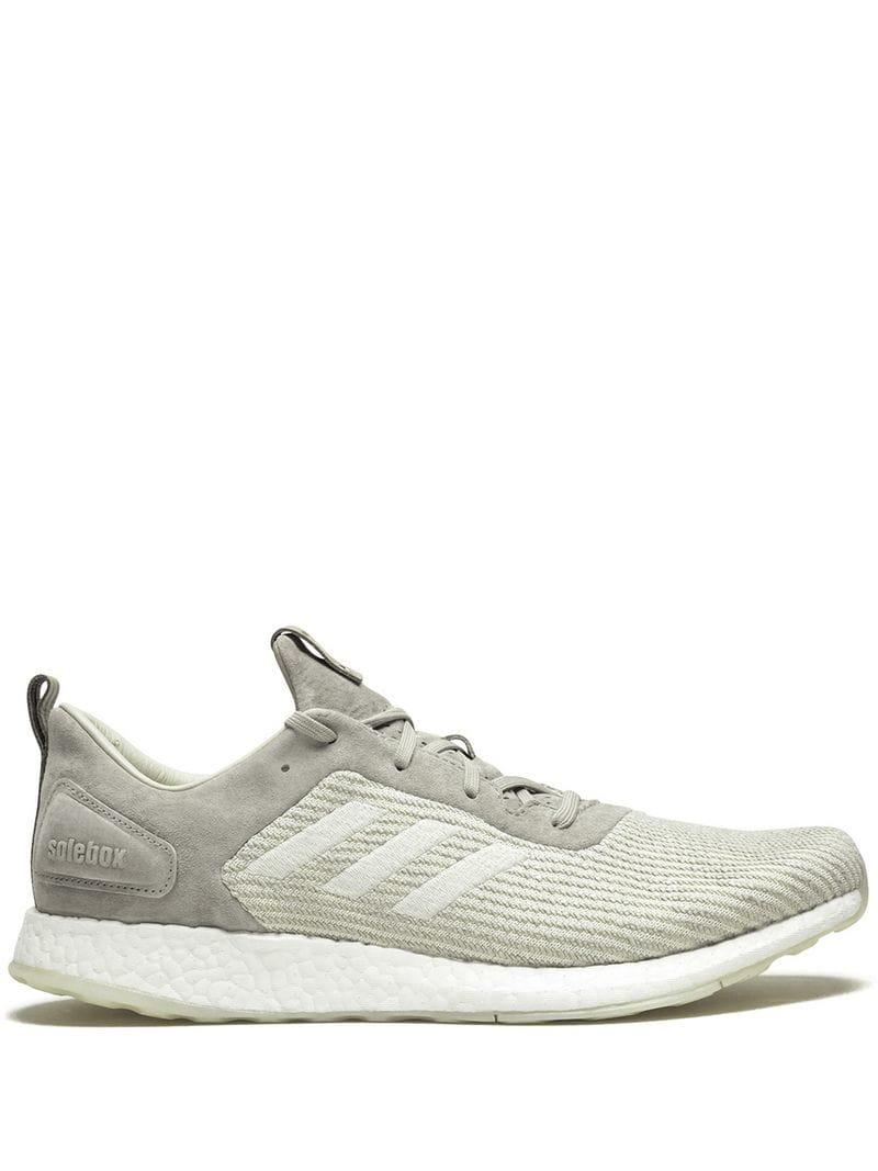 3a4ce395c Lyst - adidas Pureboost Dpr Solebox Sneakers in Gray for Men