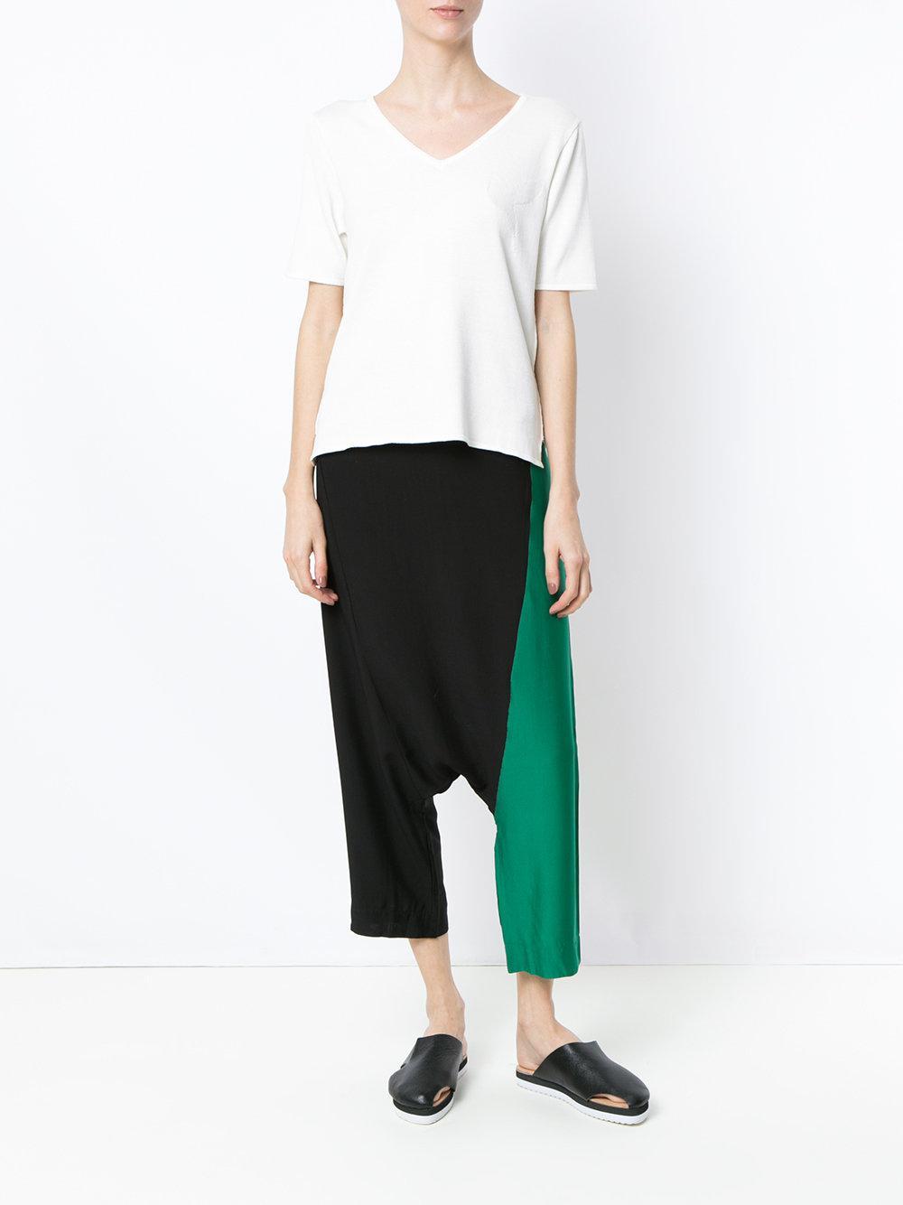 knit T-shirt - White Mara Mac For Sale Clearance Store Cheap Online FsOmohJEq